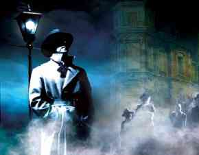 JB Priestly's An Inspector Calls@ The Oxford Playhouse